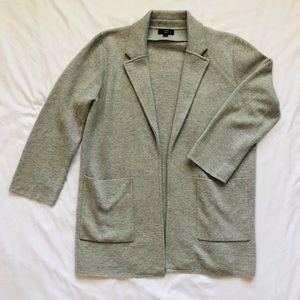 J. Crew Sweater Blazer